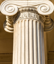 Courthouse Pillar